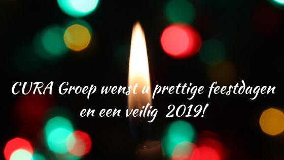 Fijne feestdagen en een mooi 2019