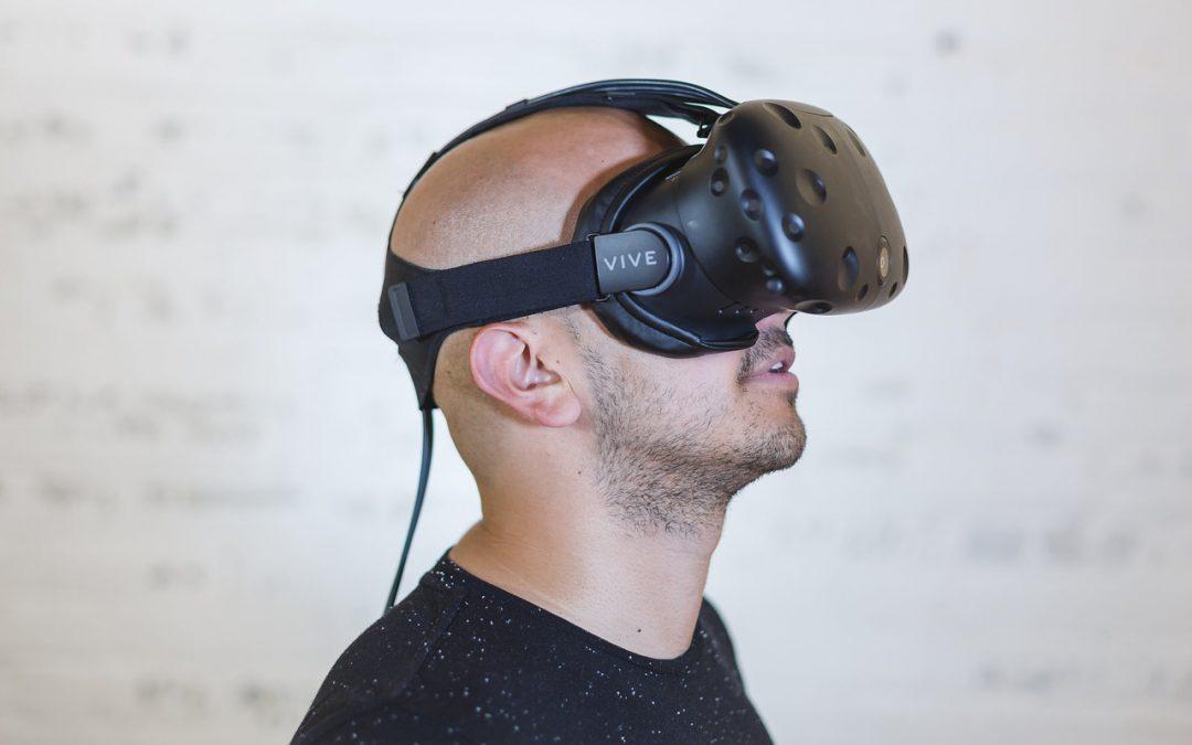 Virtual reality voor de BHV